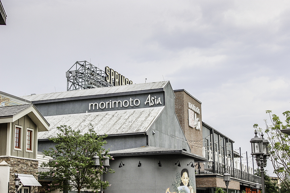 Orlando's Magical Dining Month includes Morimoto Asia in Disney Springs