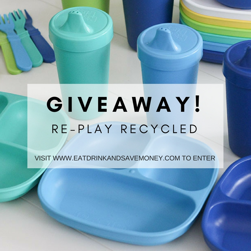 REPLAY RECYCLED GIVEAWAY SOCIAL MEDIA SQUARE