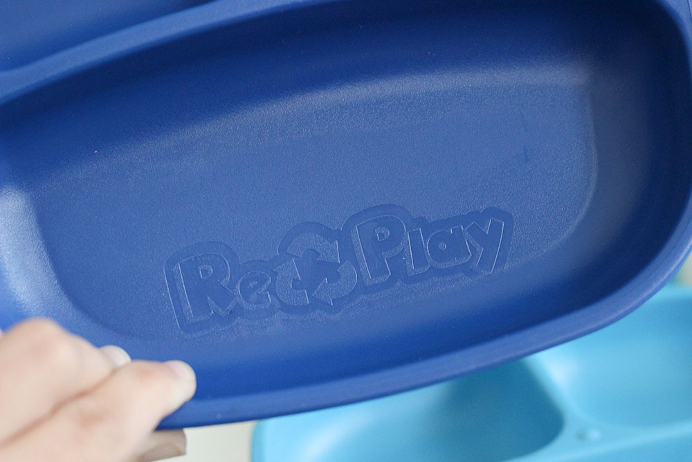 replay recycled plate