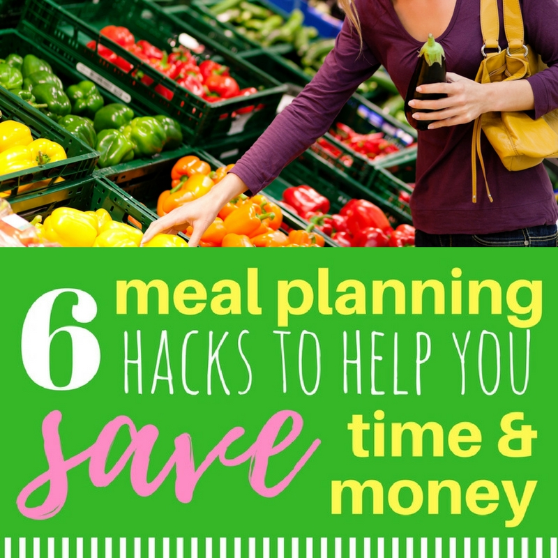 Square- meal planning hacks to help you save time and money