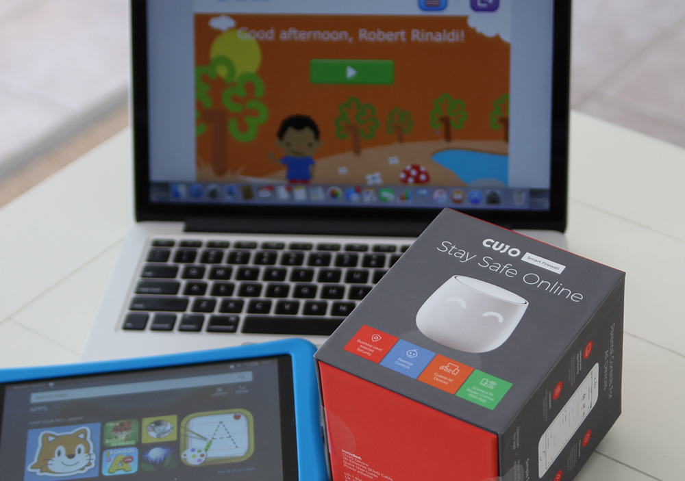 Smart Firewall CUJO can protect online safety for kids
