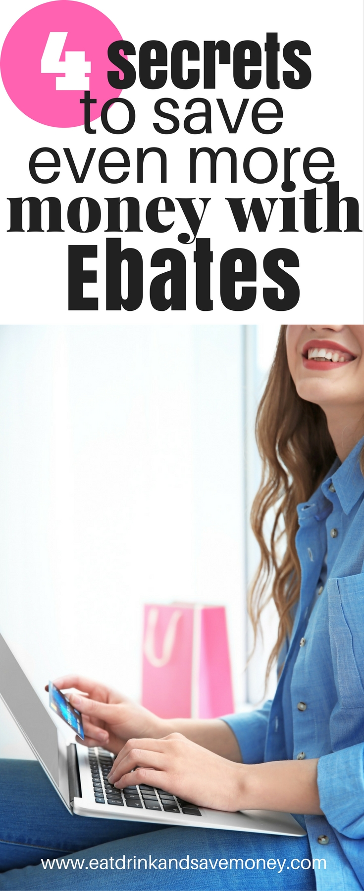 How to save money shopping online with Ebates