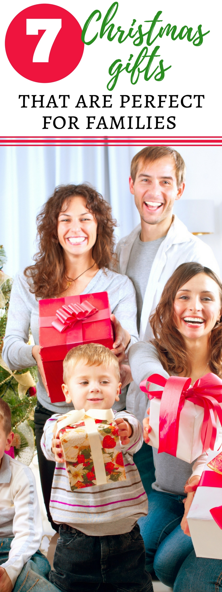 Need a family Christmas present? Check out these suggestions! 7 Christmas gifts that are perfect for families. Check out these good ideas to give as Christmas gifts.