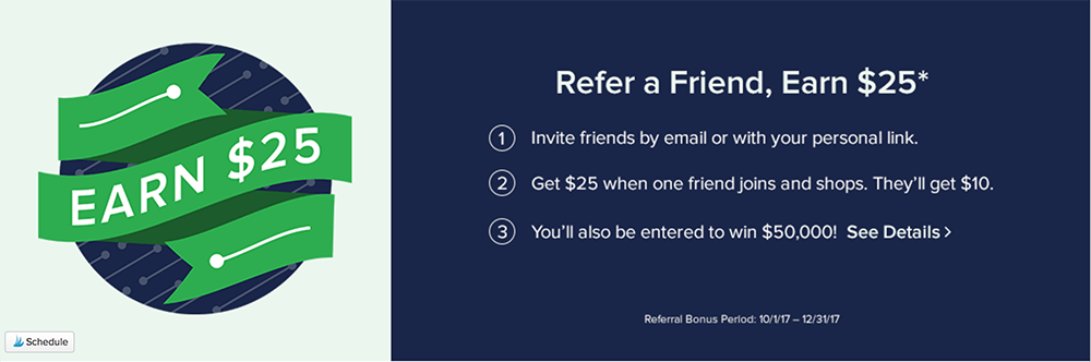Ebates refer a friend program can make you a lot of money