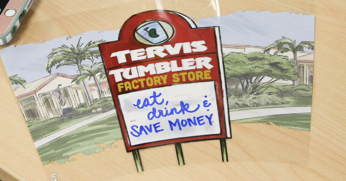 Make Your Own Tervis Tumblers Eat Drink And Save Money