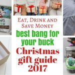 Best Bang for Your Buck Christmas Gift Guide 2017