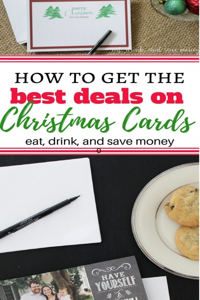 How to get cheap Christmas Cards #christmas