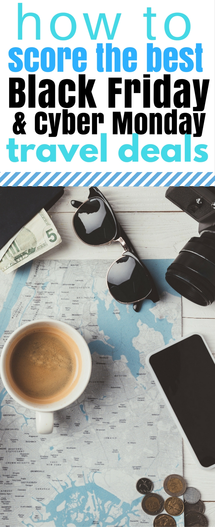 how to get the best black friday travel deals and cyber money travel deals. Best ways to save money on vacations. #vacation #savemoney #blackfriday #cybermoney