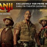 Amazon Prime Member Benefit | Early Screening to Jumanji
