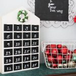 easy family advent calendar fb size