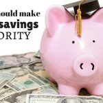 Why you should make college savings a priority