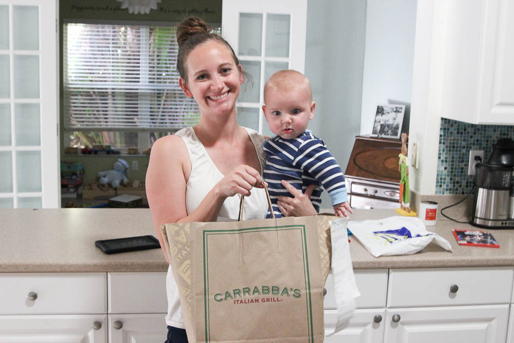 Carrabbas Take Out delivery