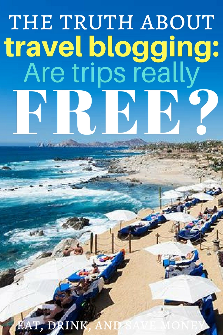 Find out the truth about travel blogging. Are bloggers really getting free trips? Found out more here. #travel #blogger #familytravel