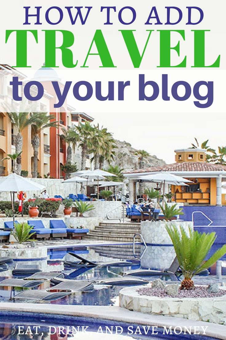 How to add travel to your blog #travel #travelblogger #blog #blogger