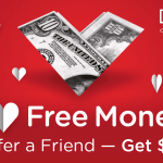 Get free money with the DOSH app
