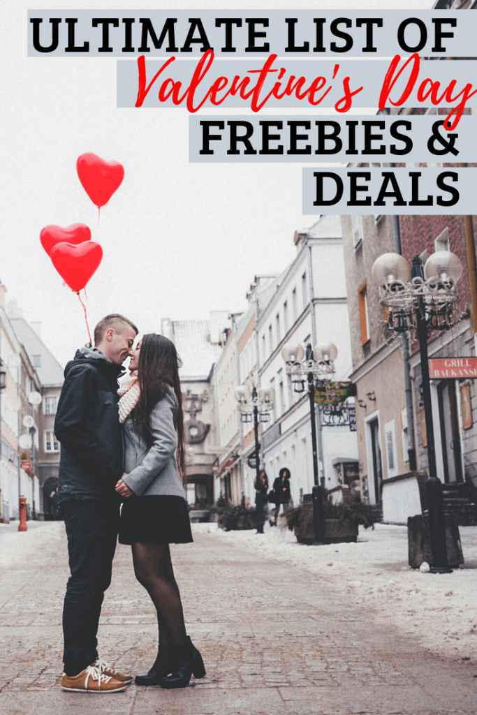 Ultimate list of Valentine's Day freebies and deals