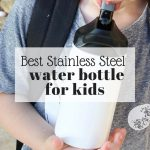 Best Stainless steel water bottles for kids