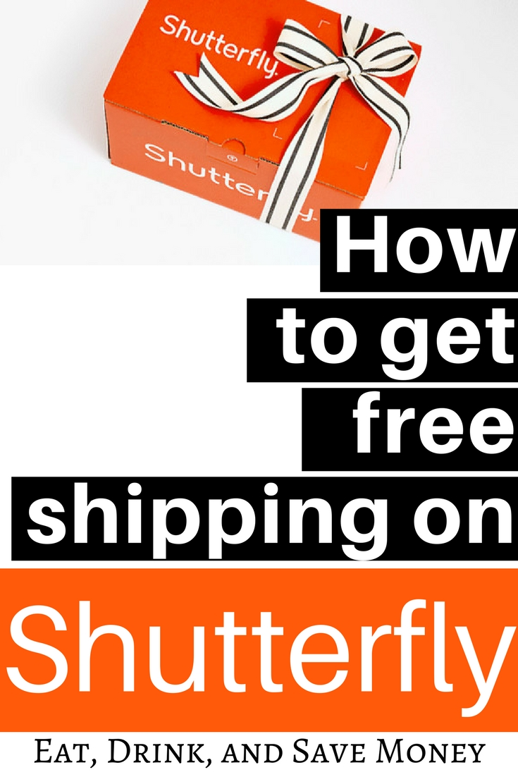 How to get free shipping on Shutterfly #shutterfly #deals #free #freeshipping