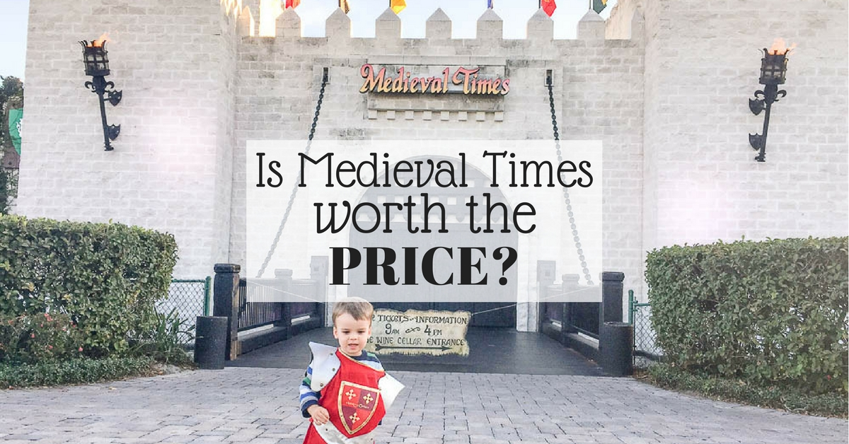 Is Medieval Times worth the price?