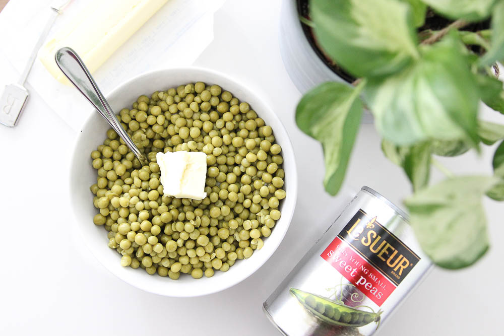 butter and sugar peas easy ways to dress up canned peas