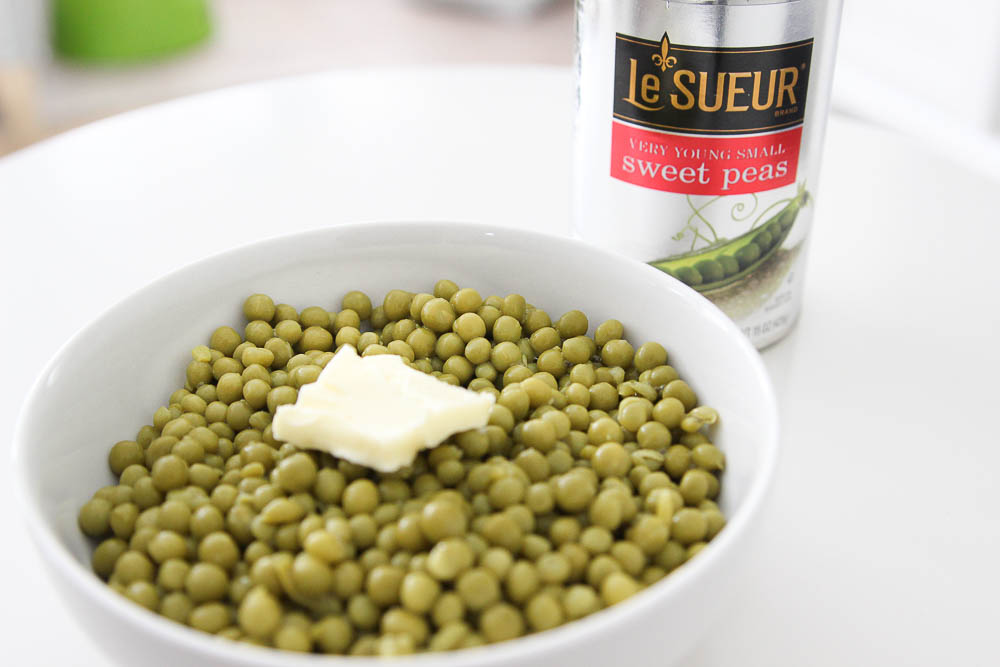 Easy Easter side dishes LeSueur Peas