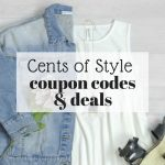 Cents of Style coupon codes and deals