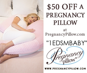 free baby products 50 off pregnancy pillow discount