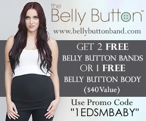 free baby products free belly button band