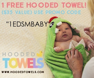 free baby products free hooded towel for babies