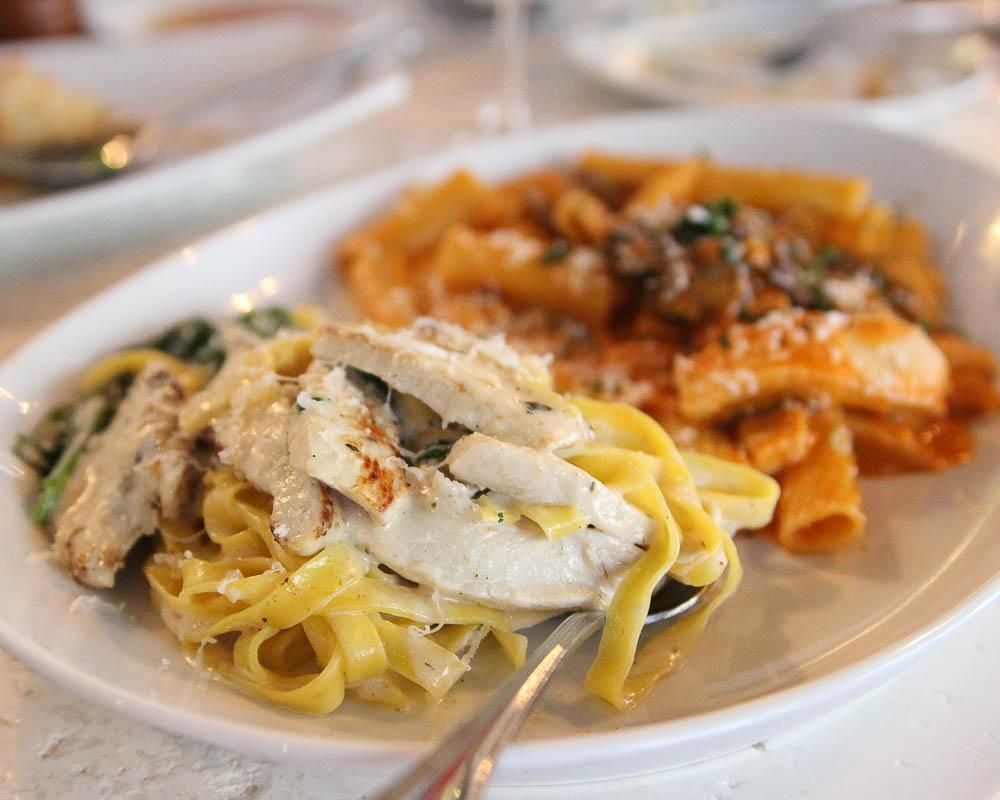 pasta woozie and pasta bravo from BRAVO