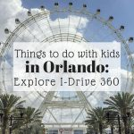 Things to do in Orlando with Kids | I-Drive 360 Review