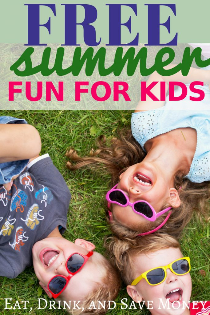 Free summer fun for kids and free activities for kids in the summer. Summer activities. #summer #funforkids #summerfun #freebowling