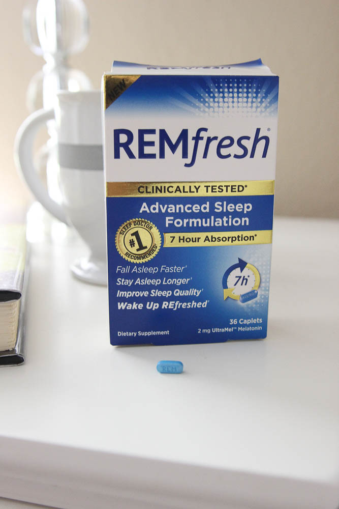 How to sleep better sleep tips with REMfresh-6