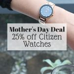 Citizen Watch Discount Code | Save 25% off at My Gift Stop