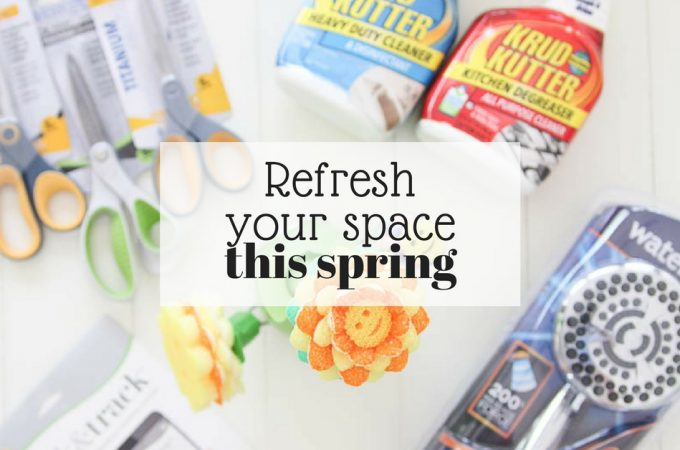 Refresh your space this spring | Spring Babbleboxx