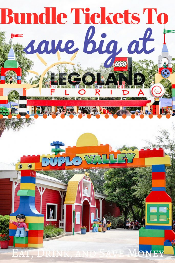 Things to do in Orlando with kids. Bundle tickets to save big at LEGOLAND Florida. #legoland #familytravel