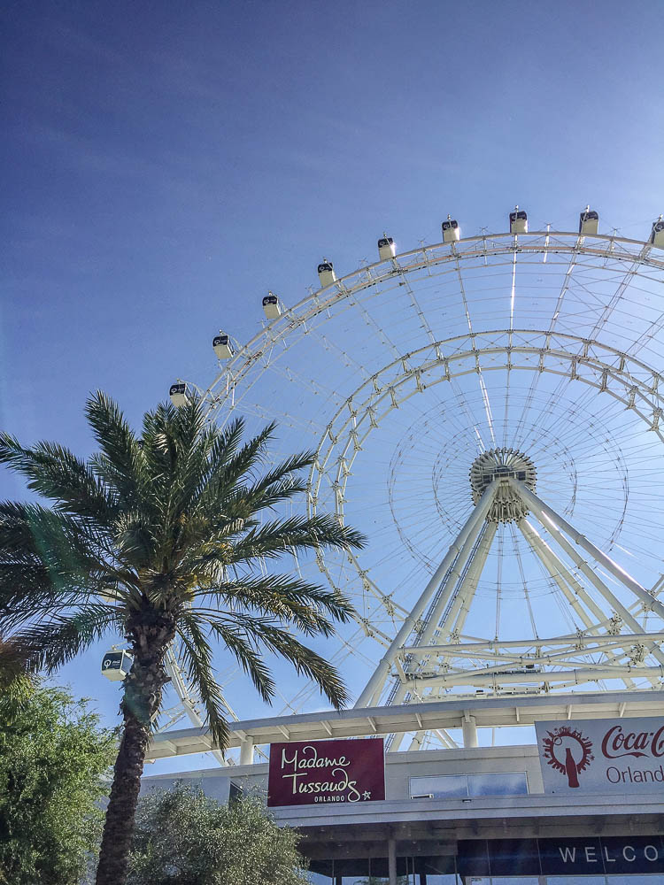 Things to do in Orlando with Kids The Orlando Eye