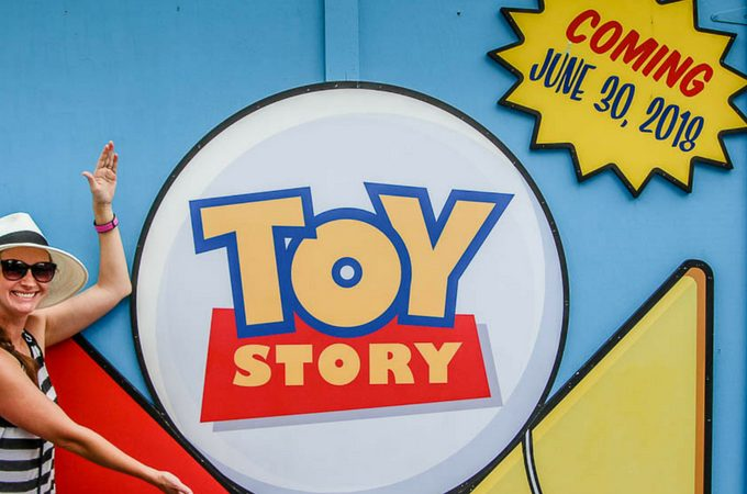 Toy Story Land opening June 30th