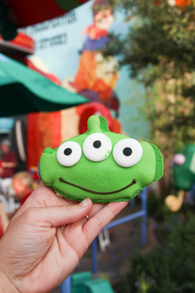 Alien Cookies Toy Story Land