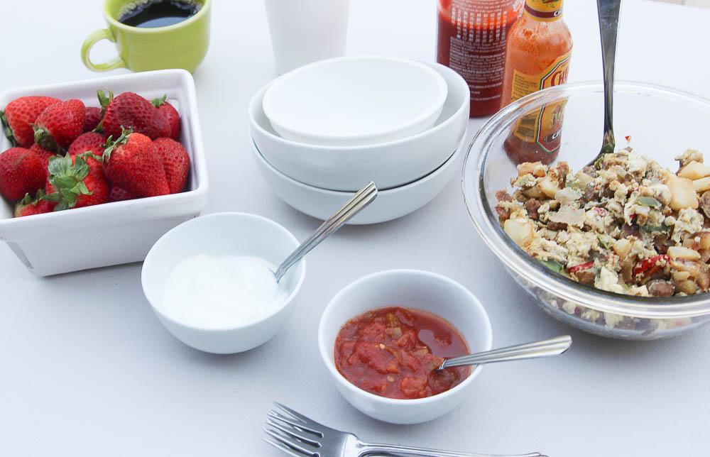 Jimmy Dean Skillets Back to School Breakfast-10