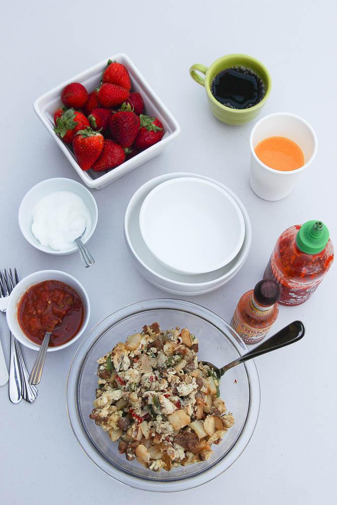 Jimmy Dean Skillets Back to School Breakfast-9