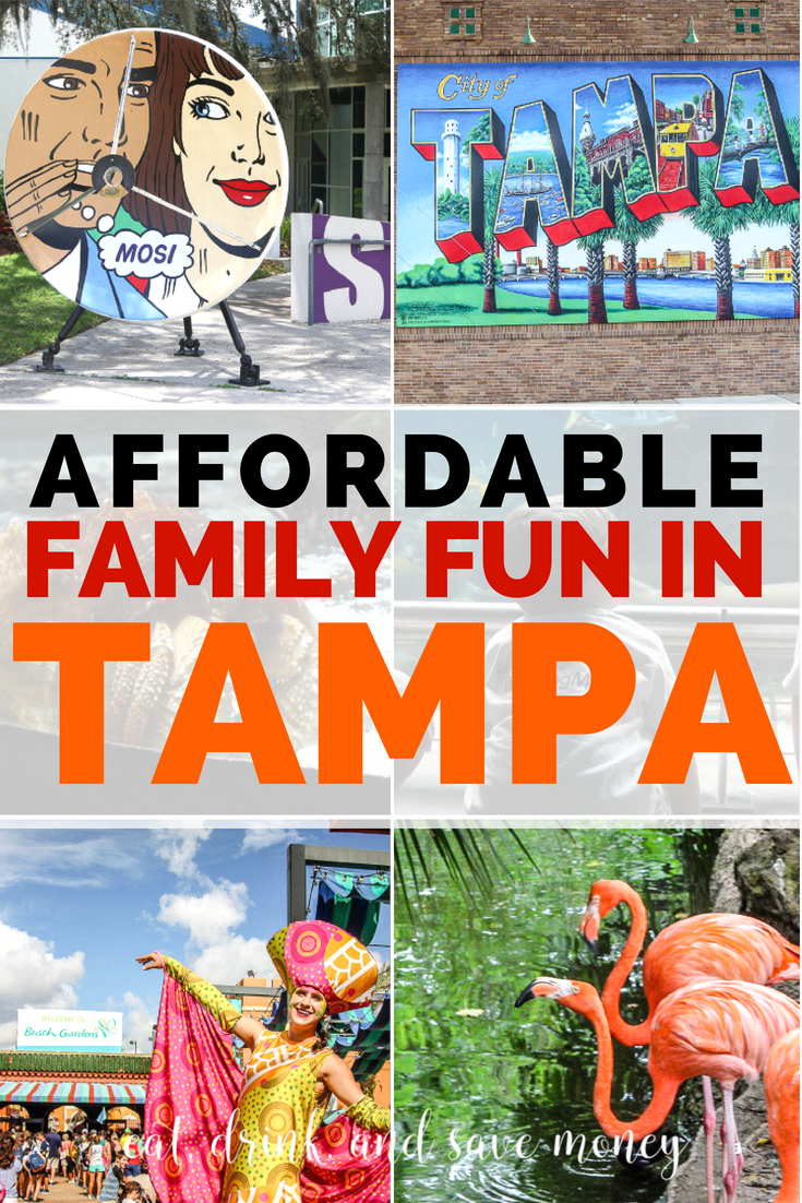 Get a Tampa Bay CityPASS to unlock all the fun in Tampa. Affordable family fun in Tampa, FL. What to do in Tampa. Florida vacation. Family vacation in Florida. #florida #familyvacation #familytravel