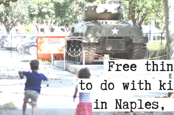 Free things to do with kids in Naples, FL