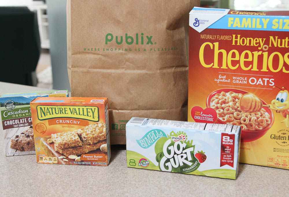 Publix back to school sale