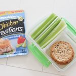 Starkist Chicken Creations are perfect for travel as well as an easy chicken lunch idea.