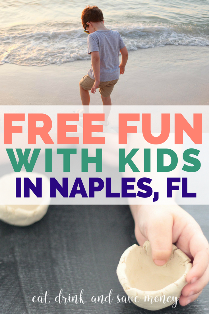 The best free things to do with kids in Naples, FL #freewithkids #naplesfl #paradisecoast #familytravel #floridatravel