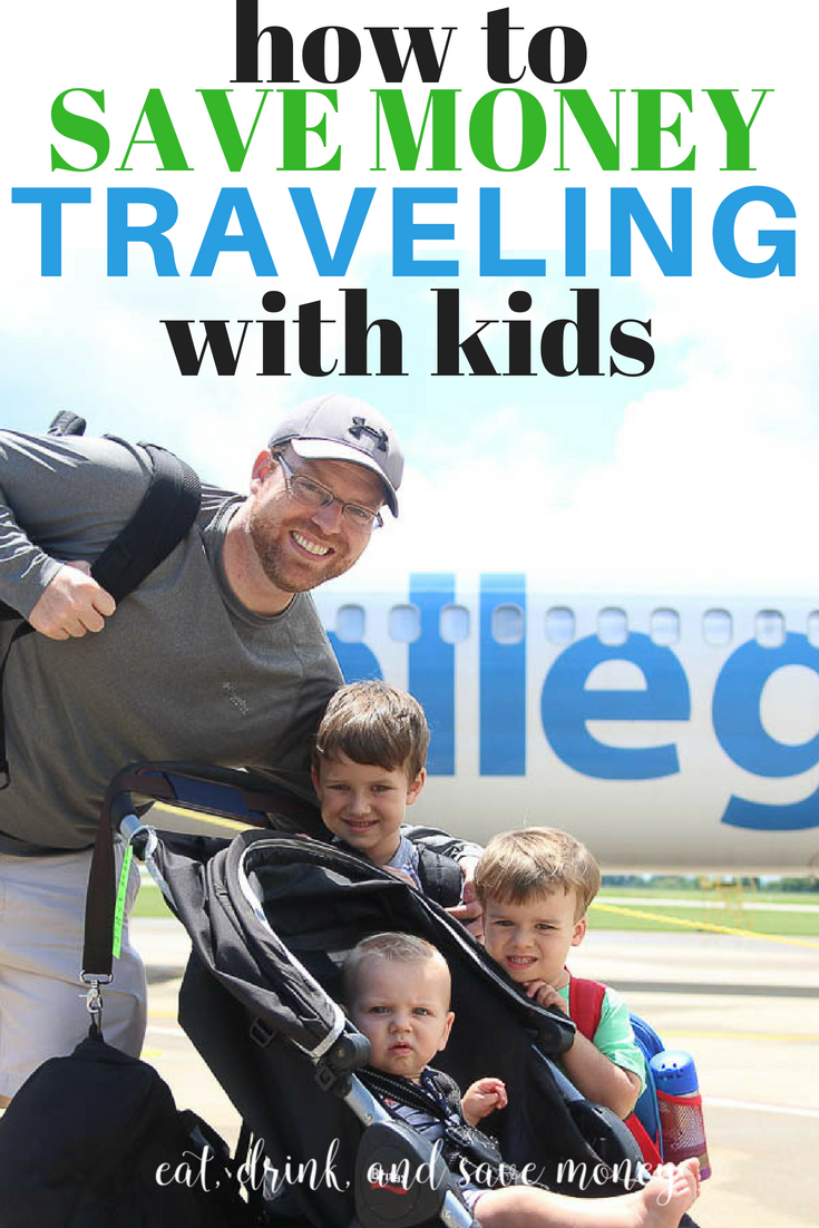 Affordable family travel tips. How to save money traveling with kids. #familytravel #affordablefamilytravel #travelonabudget #budgettravel