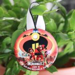 How to Turn Disney Buttons into DIY Christmas Ornaments