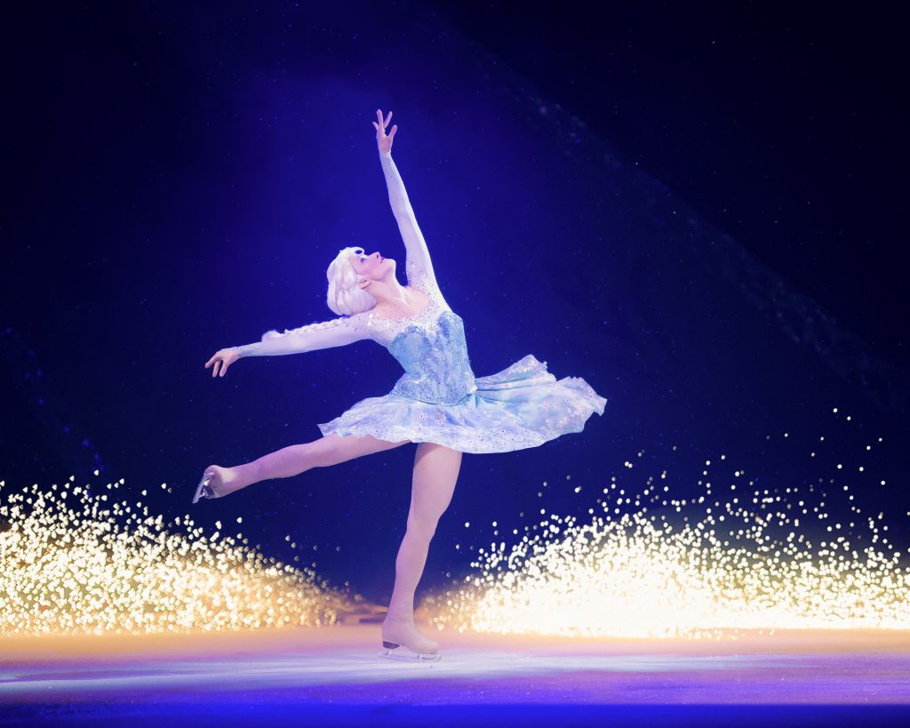 Disney On Ice presents Frozen - March 2019 - Elsa2