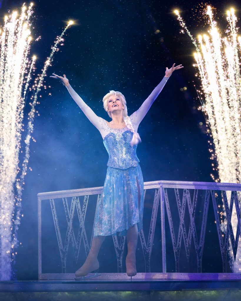 Disney On Ice presents Frozen - March 2019 - Else - Let it Go
